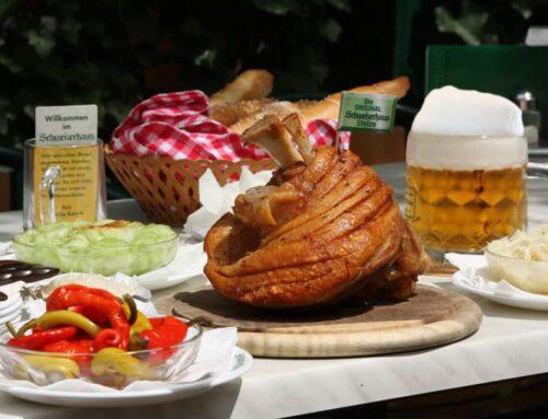 當地人最愛維也納炸豬排及維也納啤酒餐廳:schweizerhaus維也納導覽+維也納炸豬排菜單