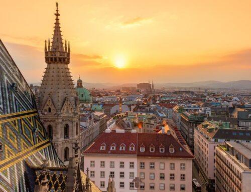 [維也納自由行]維也納市區熱門景點地圖及地鐵、電車&地圖APP攻略:行程、交通資訊、美食總整理!