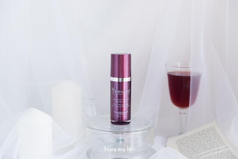 Vine Vera白藜蘆醇比諾長壽精華液